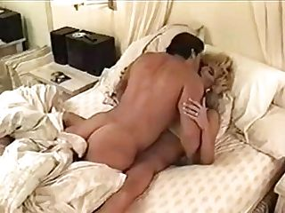 Antique Blonde Cd Gets It From Her Man
