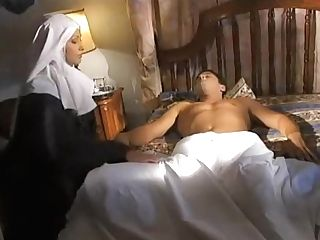 Deflowering Italian Nun!