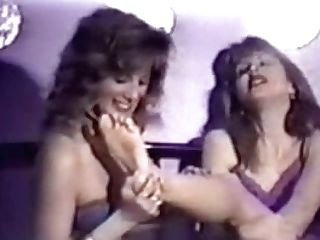 Antique Foot Worship: Sharon Kane And Pj Sparxx