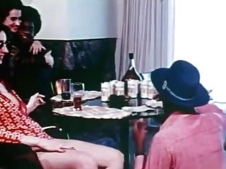 Black Guys Shag Milky Gals  (70s) Antique