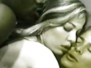 Moana Pozzi Double Penetration With Black Guys In Le Donne Di Mandingo (1990)